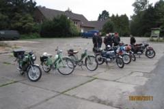 Mopedfreunde 2010 - Krauchtour